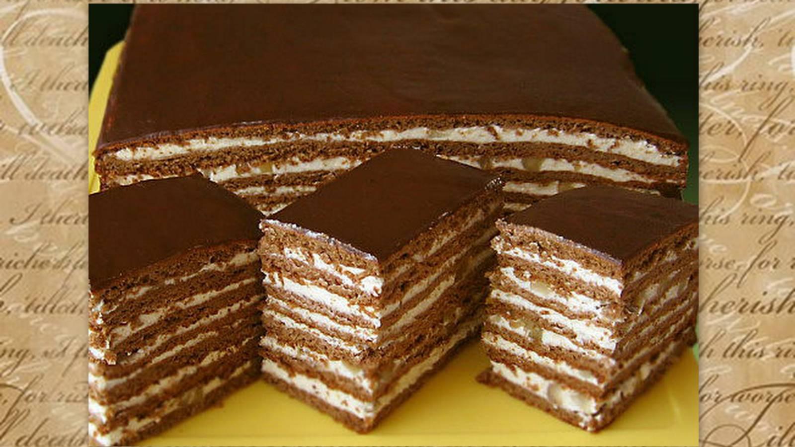 Интересные торты рецепты в домашних условиях с пошагово